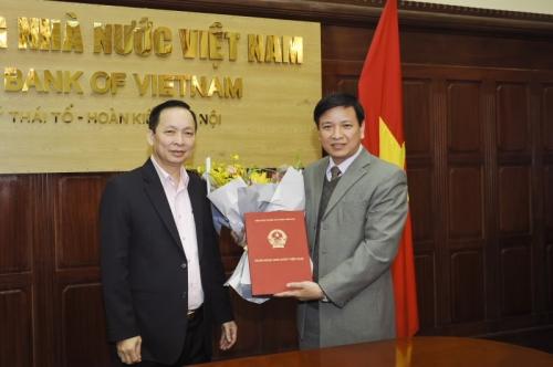 Công bố Quyết định bổ nhiệm Phó Cục trưởng Cục Quản trị