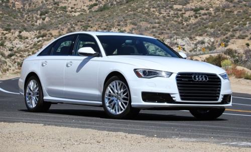 Audi Việt Nam triệu hồi 103 chiếc A6 để thay thế cụm túi khí