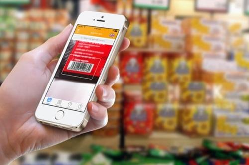 Ứng dụng công nghệ để truy xuất nguồn gốc hàng hóa