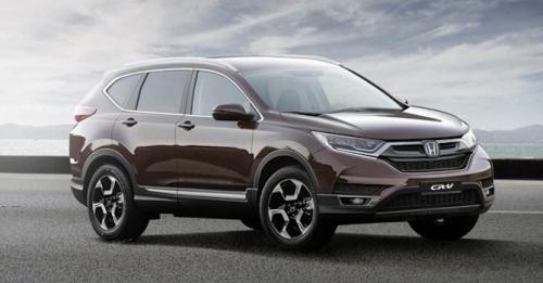 Honda CR-V tăng giá từ đầu năm sau
