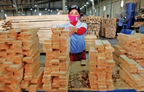 Doanh nghiệp gỗ Việt chiếm lợi thế ở thị trường Mỹ