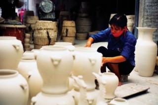 Vai trò của DN trong phát triển làng nghề