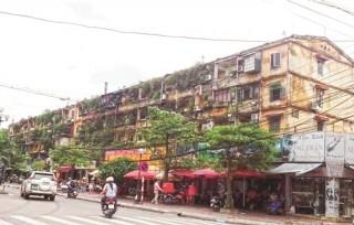 Cải tạo chung cư cũ: Cần có chính sách cụ thể và hợp lý