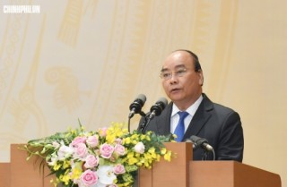 Thủ tướng: Chính phủ sẽ không bao giờ cho phép ngủ quên trên vòng nguyệt quế
