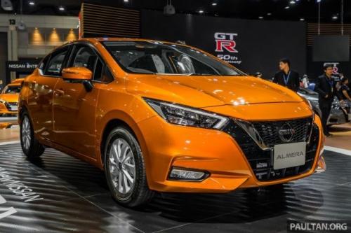 Nissan ra mắt Sunny thế hệ mới