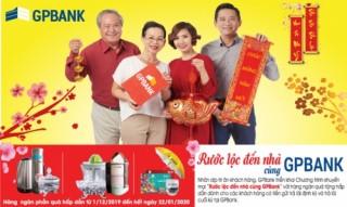 Rước lộc đến nhà cùng GPBank