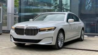 BMW 740Li 2020 giá 5,6 tỷ đồng có gì?
