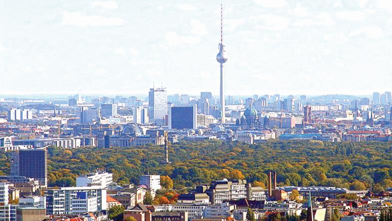 Rủi ro bong bóng bất động sản ở Đức