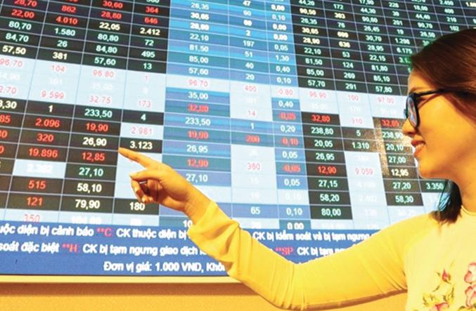 Thị trường sẽ thử thách ngưỡng kháng cự