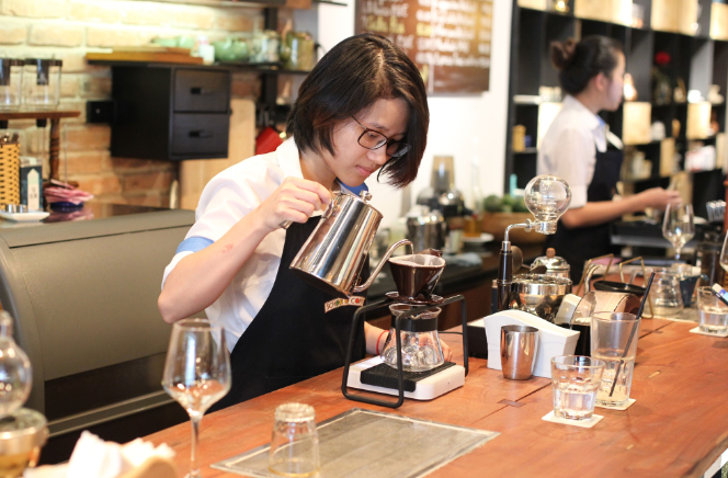 Thúc đẩy tiêu thụ cà phê Việt Nam ra thị trường thế giới