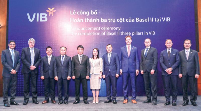 Đủ ba trụ cột của Basel II, hệ thống sẽ càng bền vững hơn
