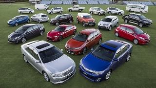 Top 10 thương hiệu xe được người Úc hay chọn nhất