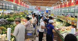 TP. Hà Nội: Chỉ số giá tiêu dùng tăng 1,23% so với tháng trước
