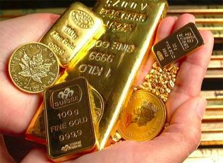 Thị trường vàng 9/1: Chốt tuần giao dịch kém nhất từ tháng 11/2020
