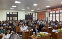 NHNN Chi nhánh tỉnh Vĩnh Phúc: Hướng các Quỹ tín dụng nhân dân phát triển an toàn vì lợi ích thành viên