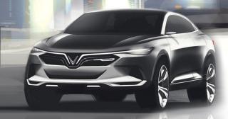 VinFast hé lộ 4 mẫu xe với 8 cái tên mới