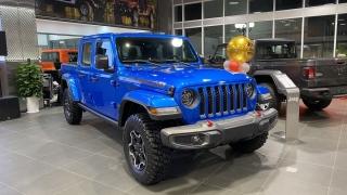 Jeep Gladiator 2021 giá từ 3,2 tỷ đồng có gì?