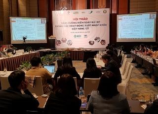 Gỗ Việt nằm trong top điều tra phòng vệ thương mại và chống bán phá giá