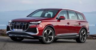 Audi lặng lẽ gia hạn bản quyền mẫu Q9