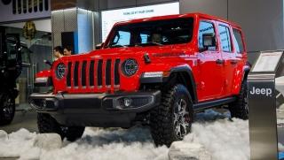 Cận cảnh Jeep Wrangler 2021 có giá từ 2,95 tỷ đồng