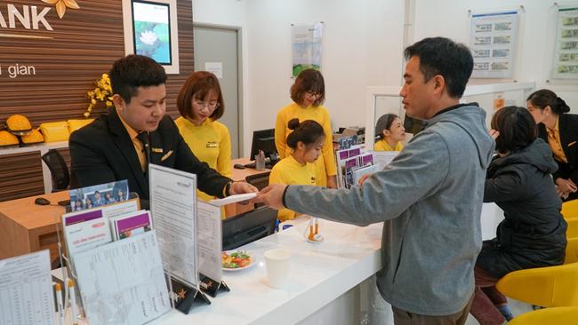 BAC A BANK chi nhánh Thanh Trì chính thức khai trương