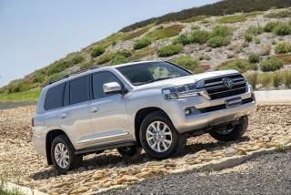 Cận cảnh Toyota Land Cruiser Horizon bản giới hạn