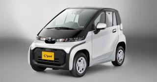 Toyota C*Pod - xe 'đi chợ' nhưng giá ko 'hạt dẻ'