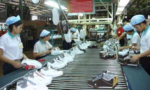 Cửa rộng cho xuất khẩu giày dép