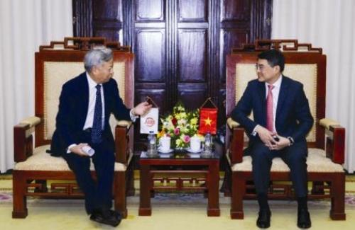 Việt Nam - AIIB: Cơ hội hợp tác rộng mở