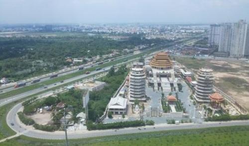 Giá đất ăn theo quy hoạch hạ tầng