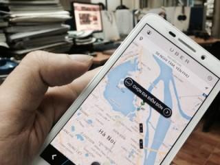 Uber hy vọng mở rộng thị trường ở Việt Nam