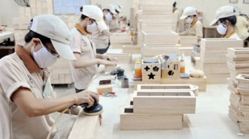 Để đồ gỗ được vào EU