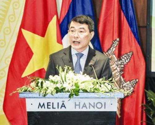 Vì lợi ích chung của ba quốc gia và khu vực ASEAN