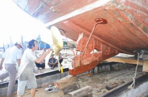 Gắn kết trách nhiệm trong bảo hiểm tàu cá