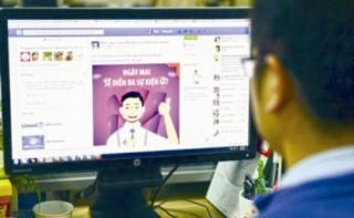 Manh nha dịch vụ ngân hàng qua mạng xã hội