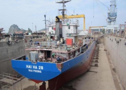 Cho vay đóng tàu: Chính sách đang mắc từ thực tiễn