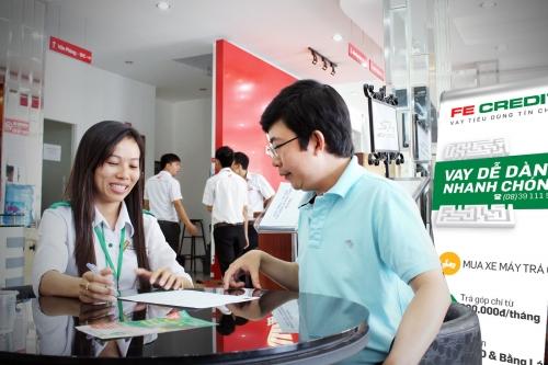 Tìm hiểu chính sách cho vay của FE Credit tại Nguyễn Kim