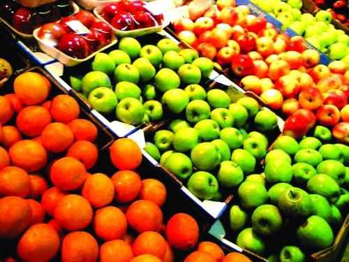 Mặt hàng rau quả: Nhập khẩu tăng mạnh - mừng ít lo nhiều
