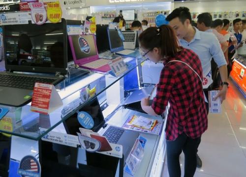 Tư vấn vay mua laptop trả góp