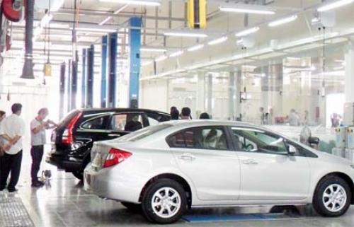 Tư vấn vay mua ô tô trả góp tại các TCTD