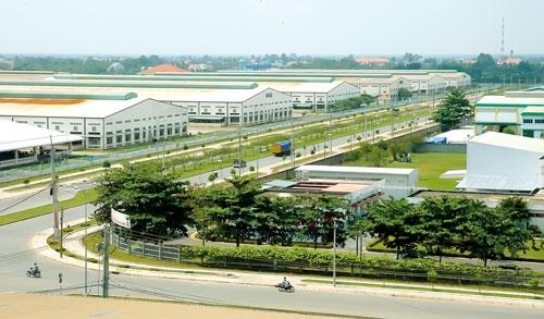 Nới rộng cơ sở pháp lý trong đầu tư khu công nghiệp