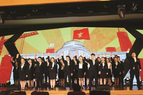 Phóng sự cuộc thi Nét đẹp văn hóa ngành Ngân hàng