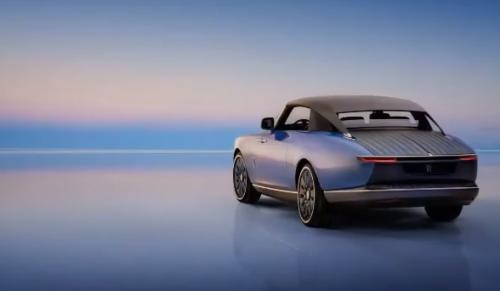 Chi tiết xe chế tác Rolls-Royce Boat Tail 28 triệu USD