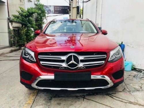 Đánh giá sơ bộ Mercedes-Benz GLC 200 2018