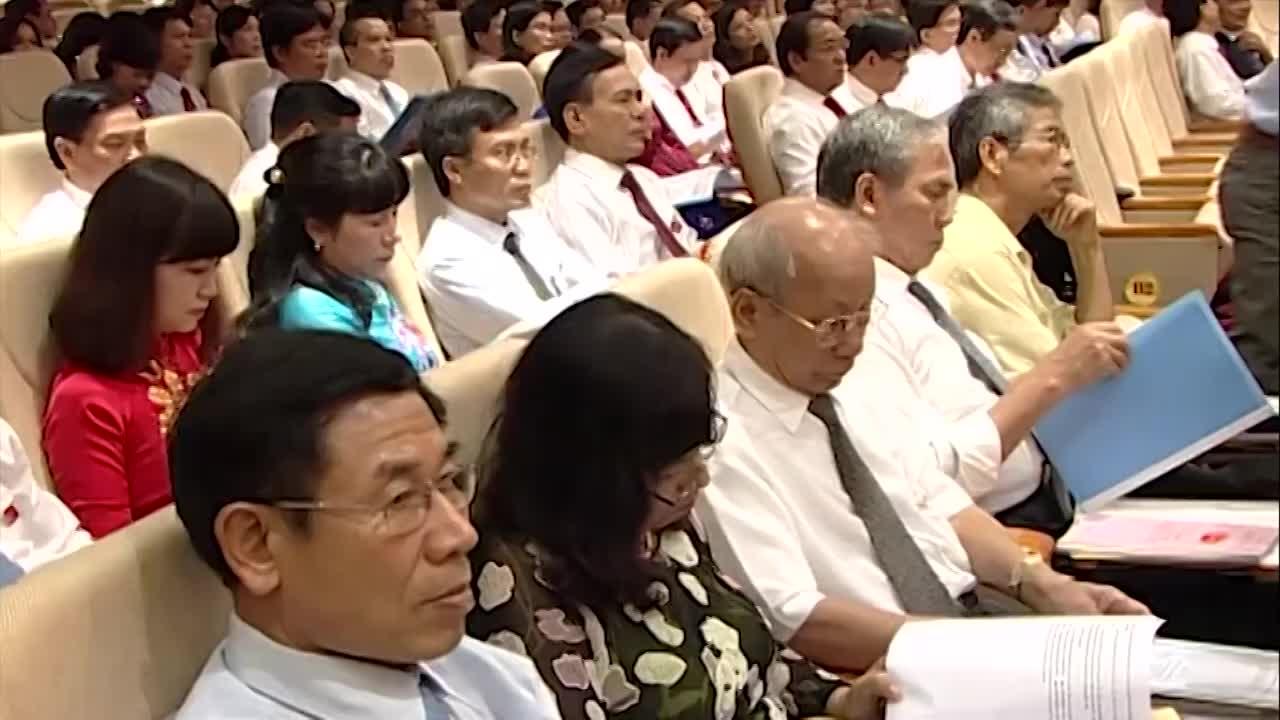 Phóng sự về kết quả hoạt động của Đảng bộ cơ quan Ngân hàng Trung ương nhiệm kỳ 2015-2020
