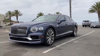 Bentley Flying Spur 2020 1