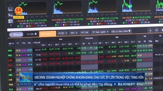 Doanh nghiệp chứng khoán đang chịu sức ép lớn trong việc tăng vốn