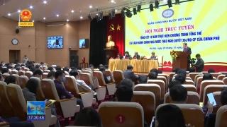 NHNN: Áp dụng công nghệ mới để tạo điều kiện thuận lợi cho người dân, doanh nghiệp và các cơ quan